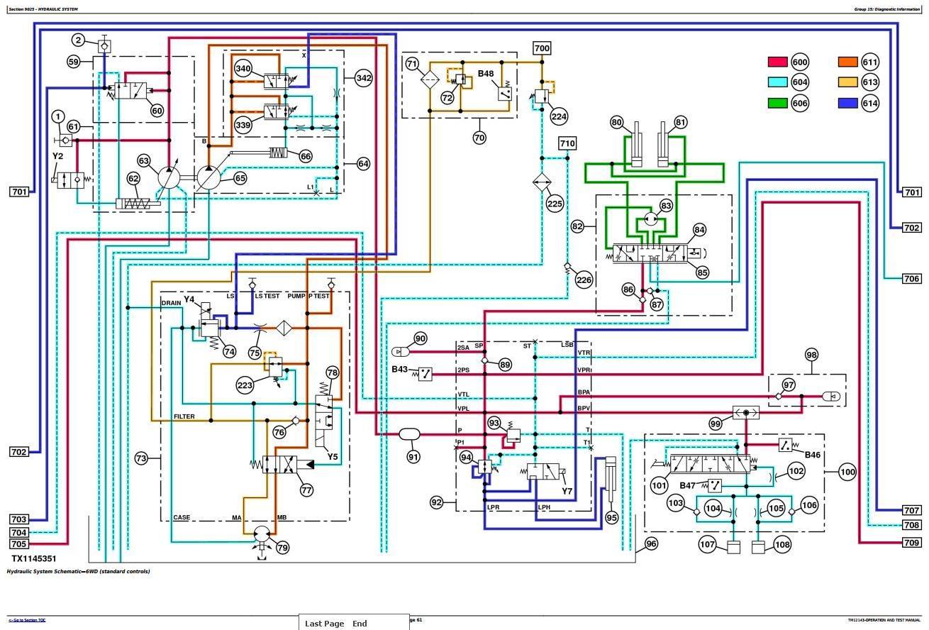 TM12143 - John Deere 870G, 870GP, 872G, 872GP (SN.634380-656507) Motor Grader Diagnostic Service Manual - 3