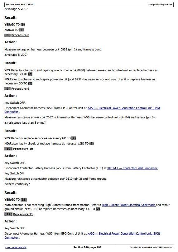 TM123619 - John Deere 1775NT 16-Row Planter w.ExactEmerge Row Units (SN.-765100) Diagnostic Manual - 1