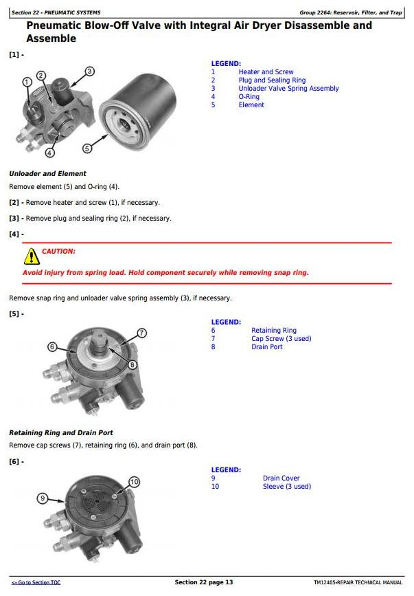 TM12405 - John Deere 250D Series II, 300D Series II ADT 1DW250D2__C642001- (T2/S2) Repair Technical Manual - 3
