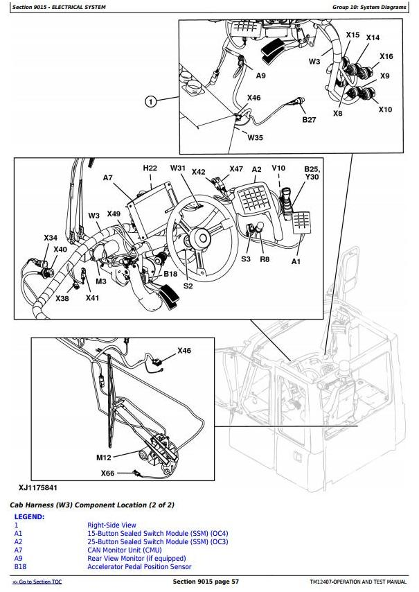 TM12407 - John Deere 370E, 410E, 460E ADT 1DW370E___CXXXXXX- (T2/S2) Operation and Test Manual - 2