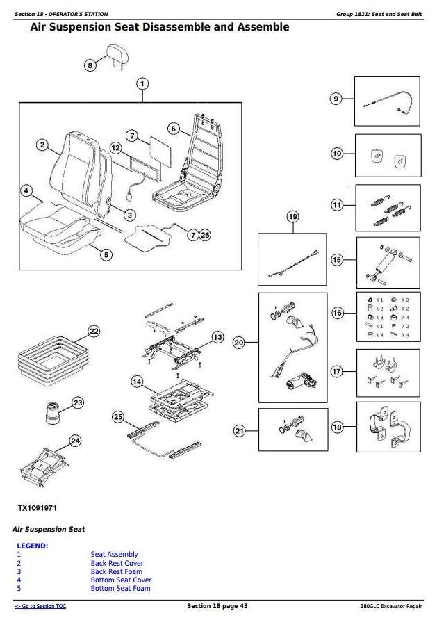 TM12566 - John Deere 380GLC Excavator (PIN: 1FF380GX__E900001-) iT4/S3B Service Repair Manual - 2