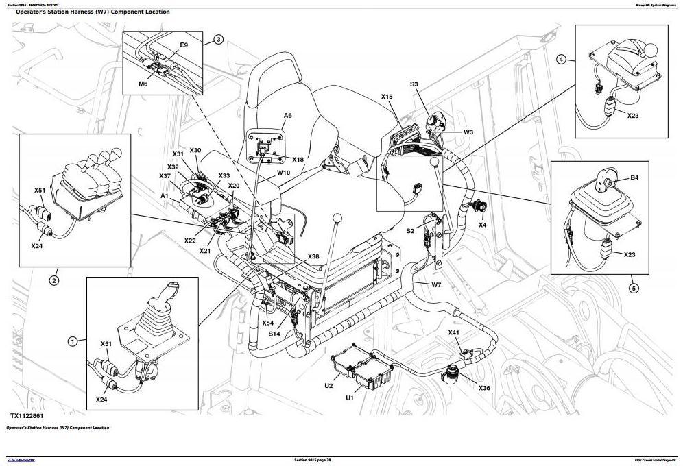TM12720 - John Deere 655K Crawler Loader Diagnostic, Operation and Test Service Manual - 1