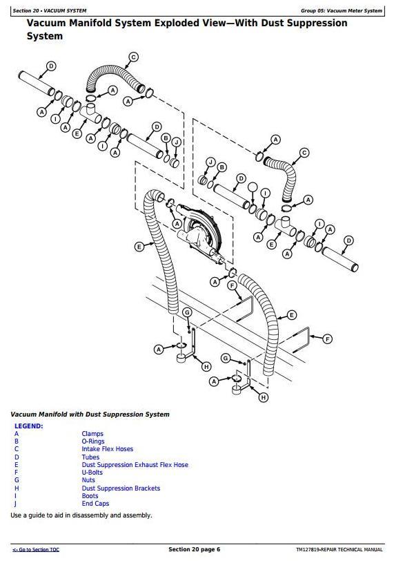 TM127819 - John Deere Deere/Bauer DB Series Planters (SN.745101—) Service Repair Technical Manual - 3