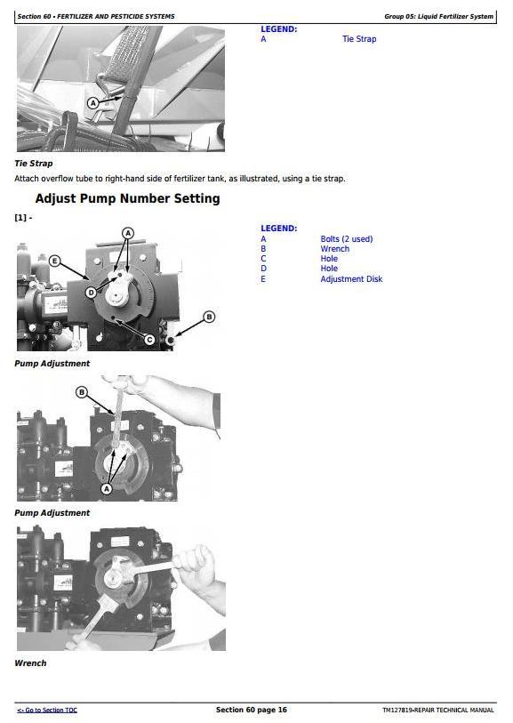 TM127819 - John Deere Deere/Bauer DB Series Planters (SN.745101—) Service Repair Technical Manual - 2