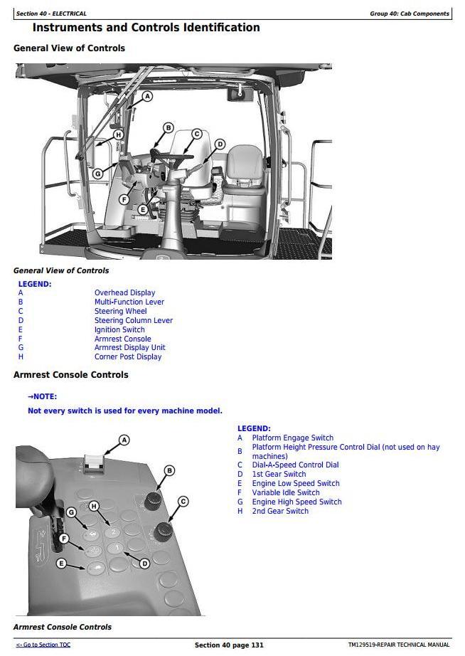 TM11517 - John Deere 250D Series II, 300D Series II ADT ( -642000) (T3/S3A) Repair Technical Manual - 2