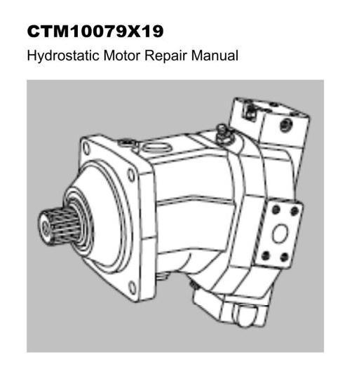TM12988 - John Deere 204K and 304K (iT4) Compact Loader Full Set of Service Repair Technical Manuals - 3