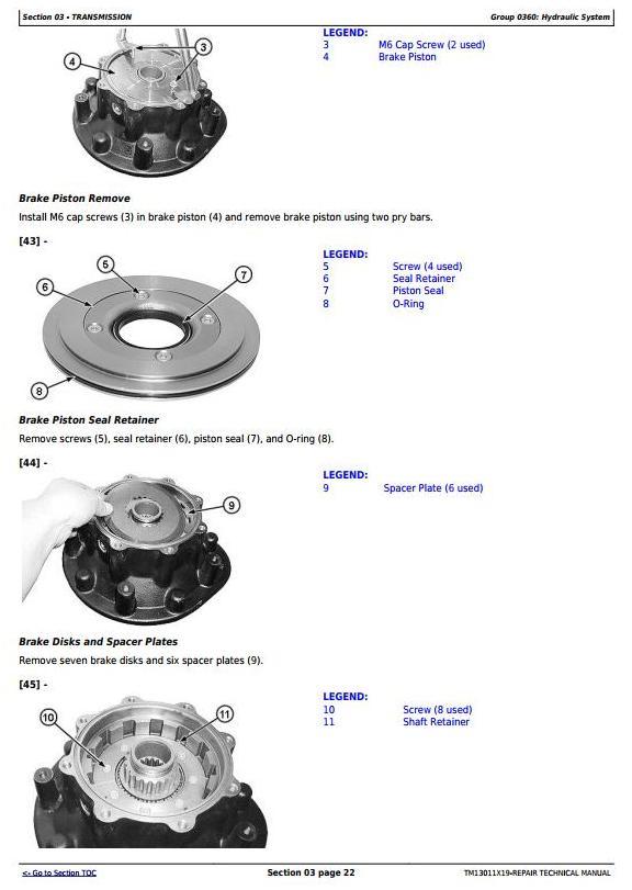 TM13011X19 - John Deere 318E, 319E, 320E, 323E Skid Steer & Compact Track Loaders (EH) Repair Manual - 3
