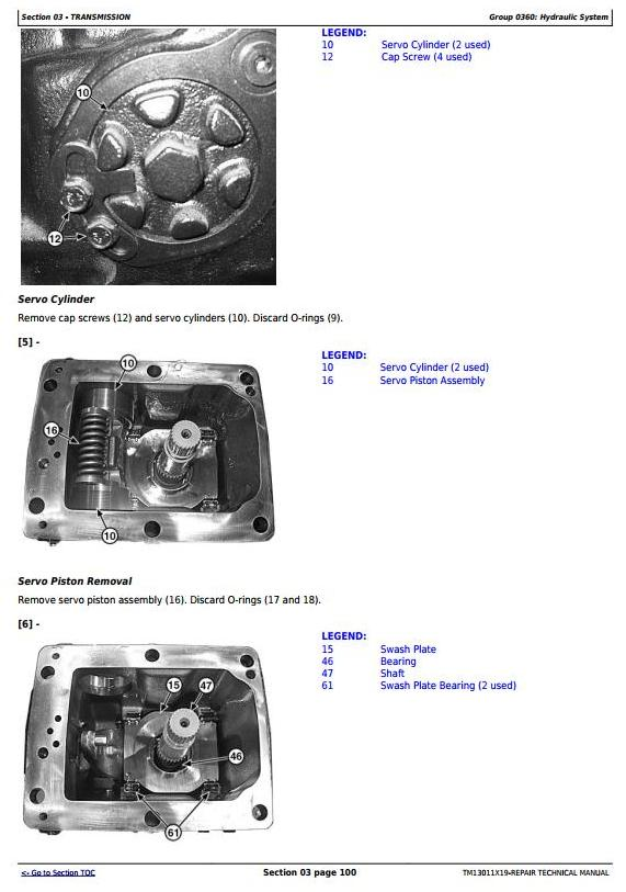 TM13011X19 - John Deere 318E, 319E, 320E, 323E Skid Steer & Compact Track Loaders (EH) Repair Manual - 1
