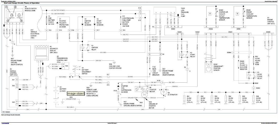 TM13050X19 - John Deere 624K 4WD Loader (SN.F658065-677548) Diagnostic, Operation&Test Service Manual - 2