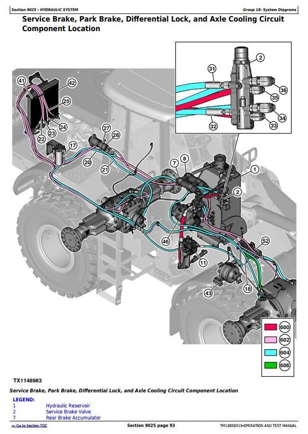 TM13050X19 - John Deere 624K 4WD Loader (SN.F658065-677548) Diagnostic, Operation&Test Service Manual - 3