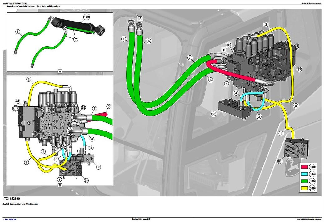 TM13104X19 - John Deere E360 and E360LC Excavator Diagnostic, Operation and Test Service Manual - 2