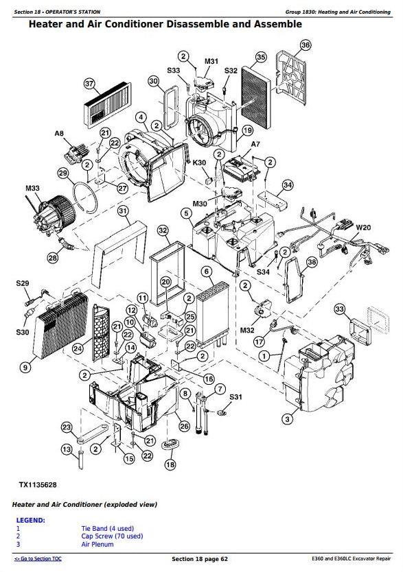 TM13113X19 - John Deere E360 and E360LC Excavator Service Repair Manual - 2