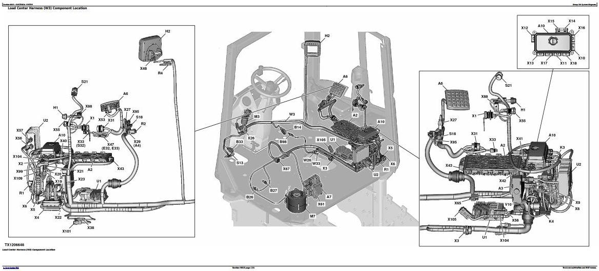 TM13116X19 - John Deere 644K 4WD Loader (SN. from C658218, D658218) Diagnostic & Test Service Manual - 1