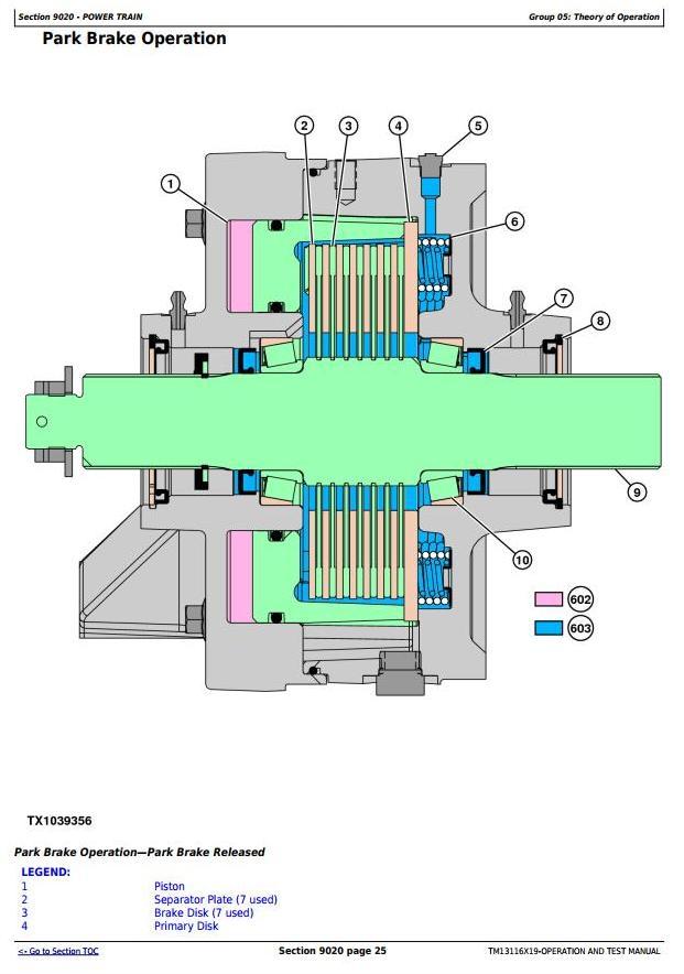 TM13116X19 - John Deere 644K 4WD Loader (SN. from C658218, D658218) Diagnostic & Test Service Manual - 2