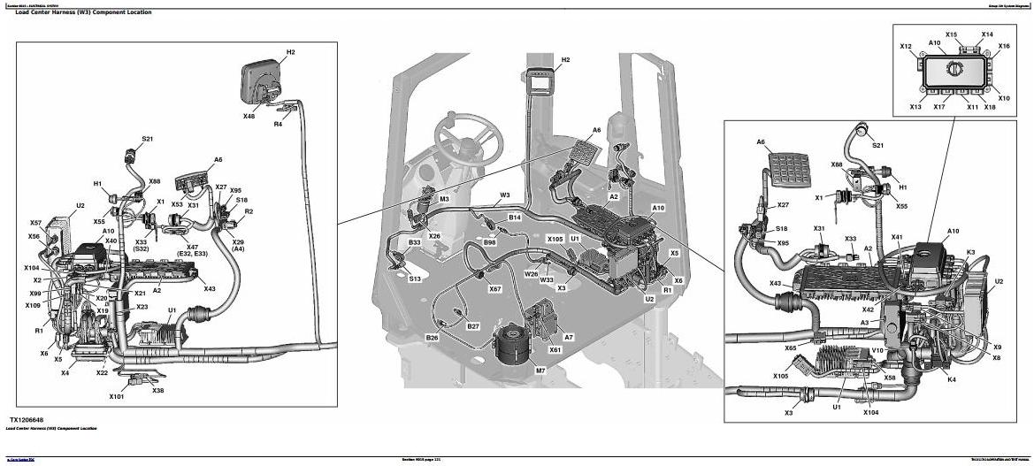 TM13117X19 - John Deere 724K 4WD Loader (SN.from C658297; D658297) Diagnostic & Test Service Manual - 1