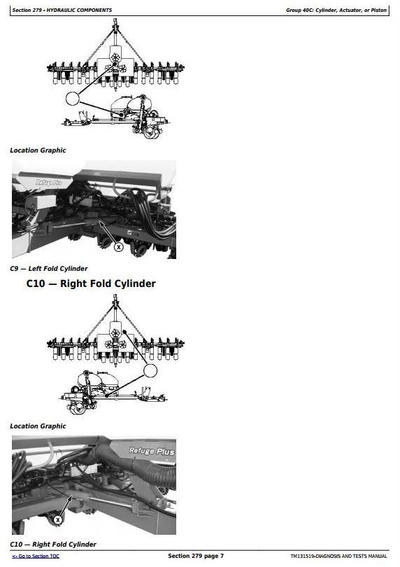 TM131519 - John Deere 1775NT (SN.760101-) 16-Row Planter w.MaxEmerge 5 Row Units Diagnostic Manual - 2
