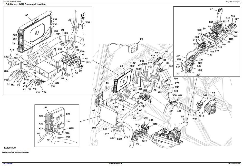 TM13344X19 - John Deere 130G Excavator Diagnostic, Operation and Test Service Manual - 2