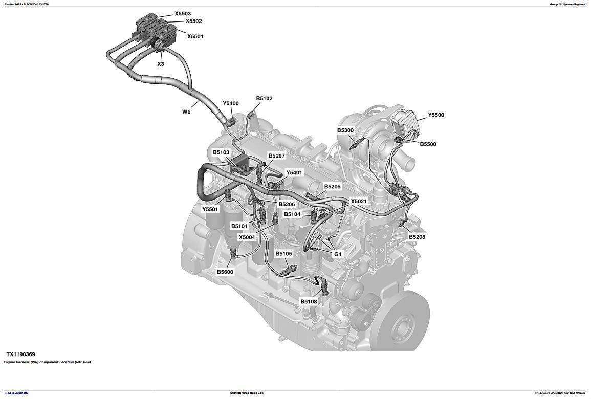 TM13362X19 - John Deere 524K 4WD Loader (SN.F670308-677548) Diagnostic and Test Service Manual - 1