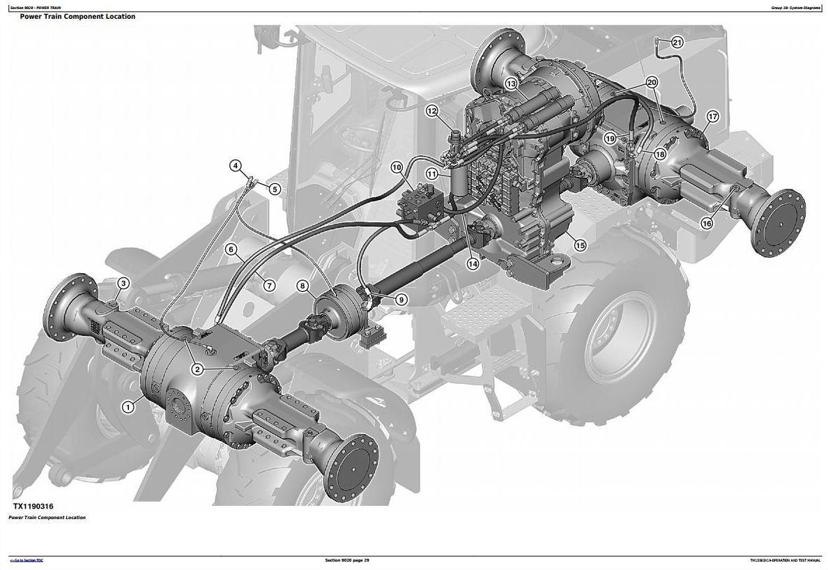 TM13363X19 - John Deere 544K 4WD Loader (SN.F670308-677548) Diagnostic, Operation&Test Service Manual - 1