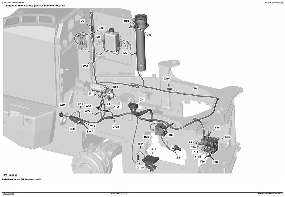 TM13365X19 - John Deere 524K 4WD Loader (SN.D670308-677548) Diagnostic, Operation&Test Service Manual - 1