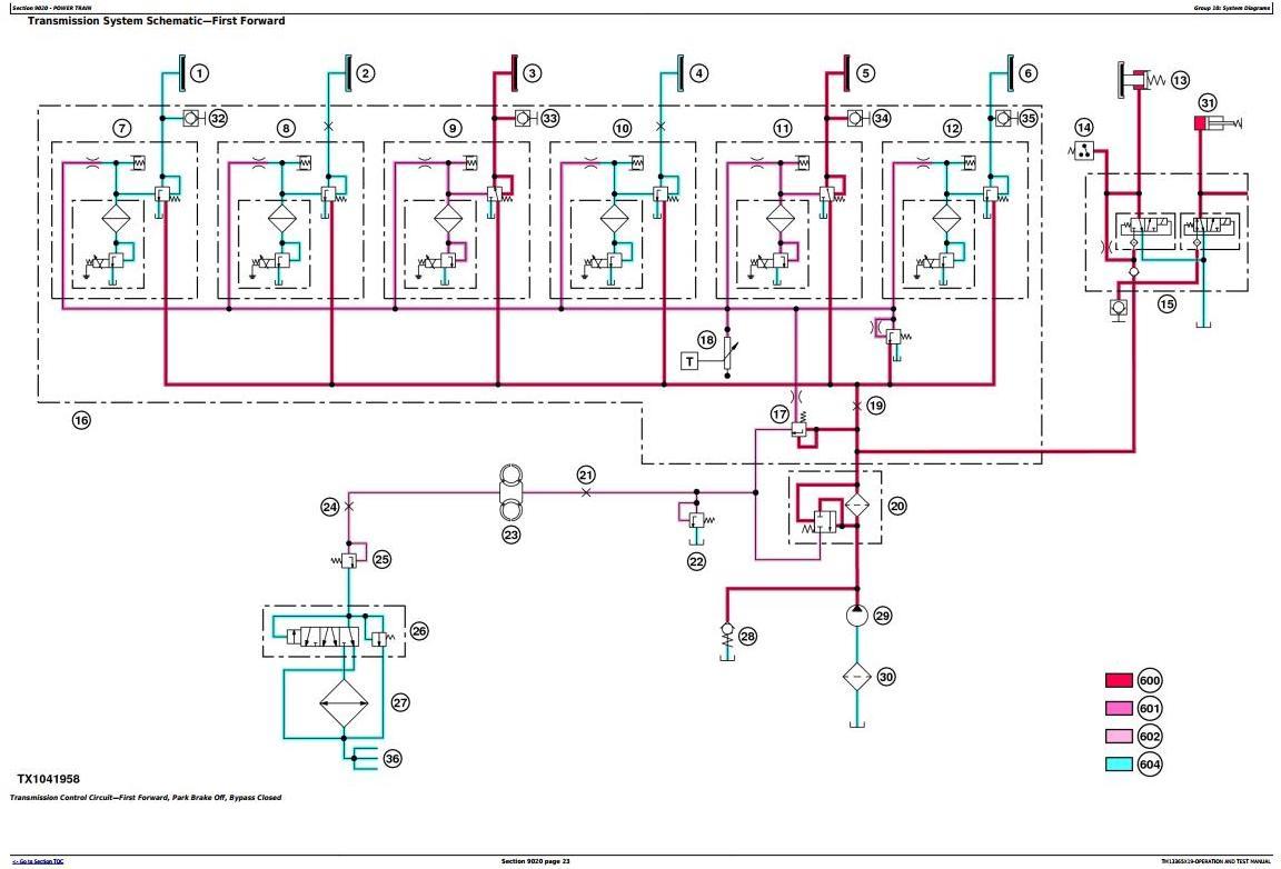 TM13365X19 - John Deere 524K 4WD Loader (SN.D670308-677548) Diagnostic, Operation&Test Service Manual - 2