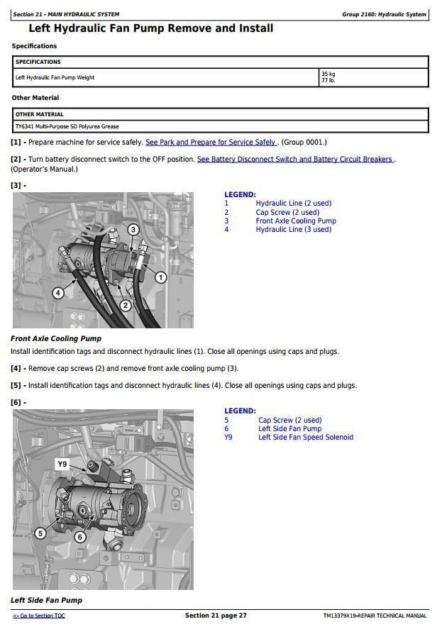 TM13379X19 - John Deere 370E, 410E, 460E ADT 1DW370E___F668588- Repair Technical Manual - 3