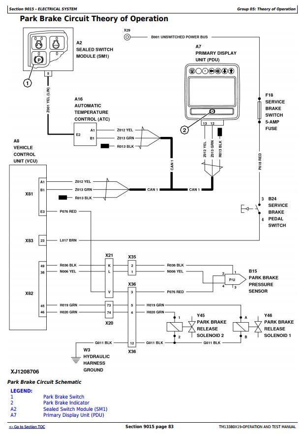 TM13380X19 - John Deere 370E, 410E, 460E ADT 1DW370E___C668588- Operation and Test Manual - 2