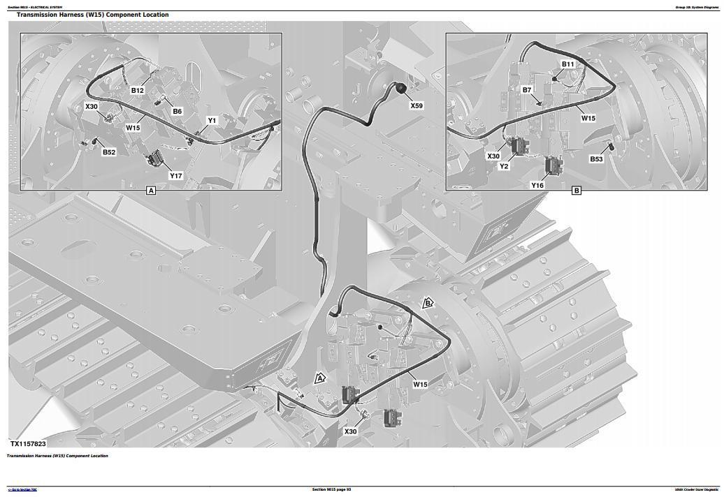 TM13601X19 - John Deere 1050K Crawler Dozer Diagnostic, Operation and Test Service Manual - 3