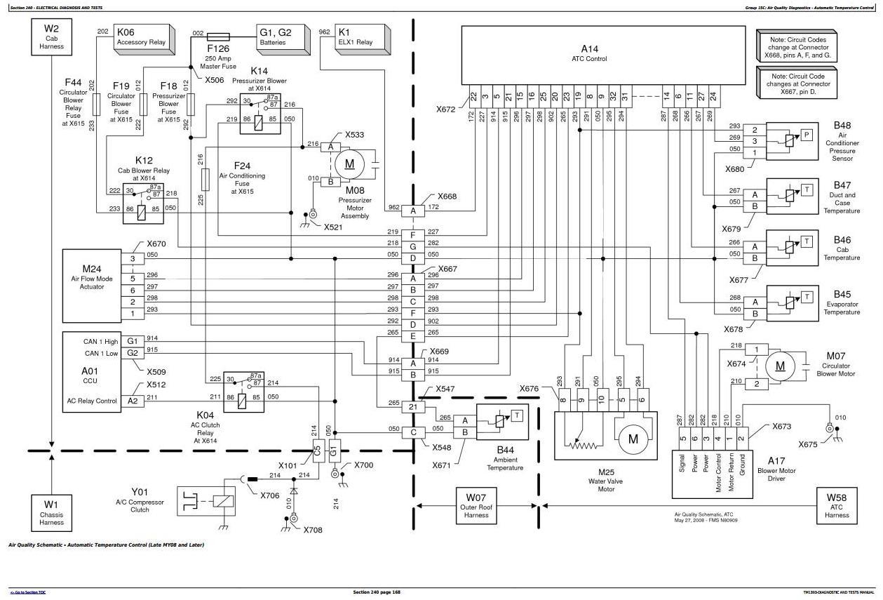 TM1393 - John Deere 4930 Self-Propelled Sprayer Diagnosis and Test Service Manual - 1