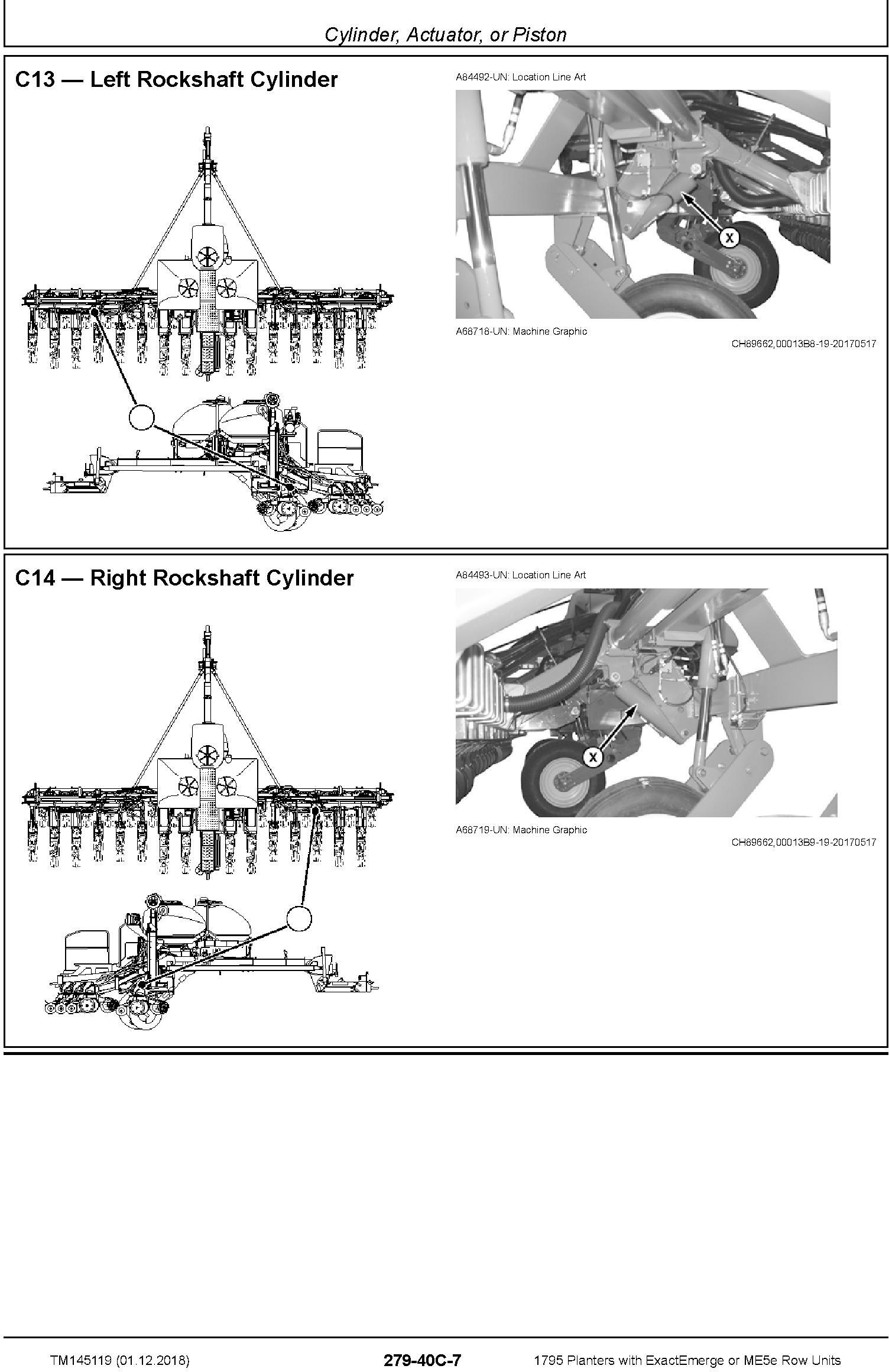 John Deere 1795 Planters with ExactEmerge or ME5e Row Units Diagnostic Technical Manual (TM145119) - 3