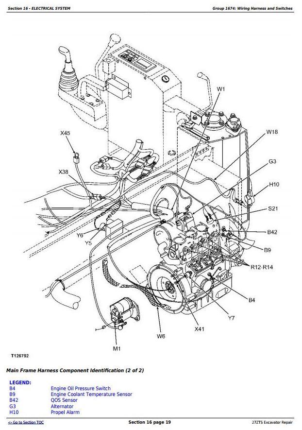 TM1837 - John Deere 27ZTS Compact Excavator Service Repair Technical Manual - 3