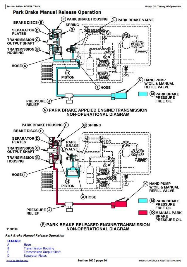 TM1914 - John Deere 670C, 670CH, 672CH, 770C, 770CH, 772CH Series II Motor Grader Diagnostic Manual - 3