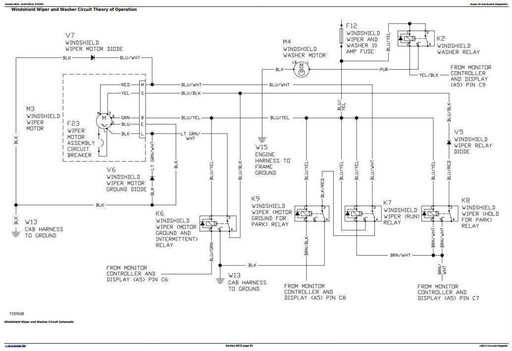 TM1932 - John Deere 160CLC Excavator Diagnostic, Operation and Test Service Manual - 1