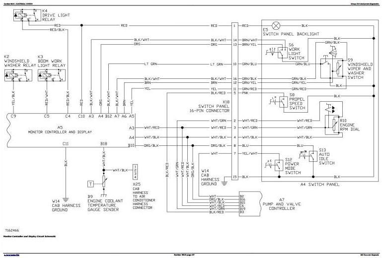 TM1938 - John Deere 80C Excavator Diagnostic, Operation and Test Service Manual - 1