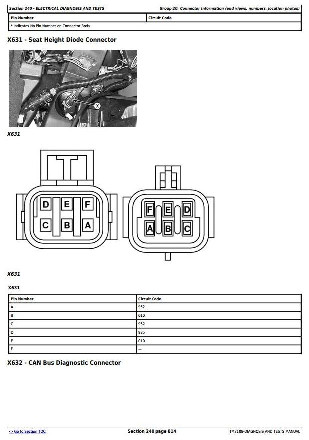 TM2108 - John Deere 4710 Self-Propelled Sprayer (SN.from 004001) Diagnostic and Tests Service Manual - 2