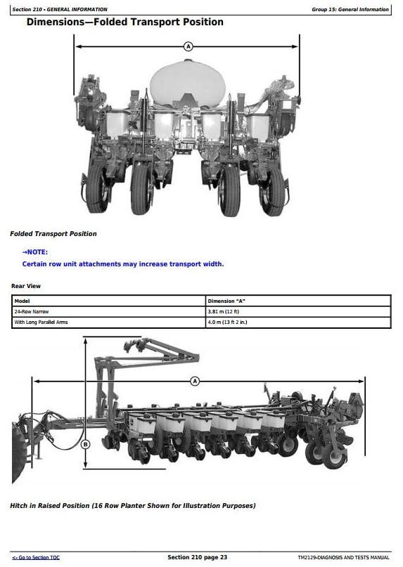TM2129 - John Deere 1770NT, 1770NT CCS 24-Row Planter (SN.– 740100) Diagnostic&Tests Service Manual - 3