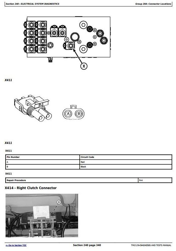 TM2129 - John Deere 1770NT, 1770NT CCS 24-Row Planter (SN.– 740100) Diagnostic&Tests Service Manual - 1
