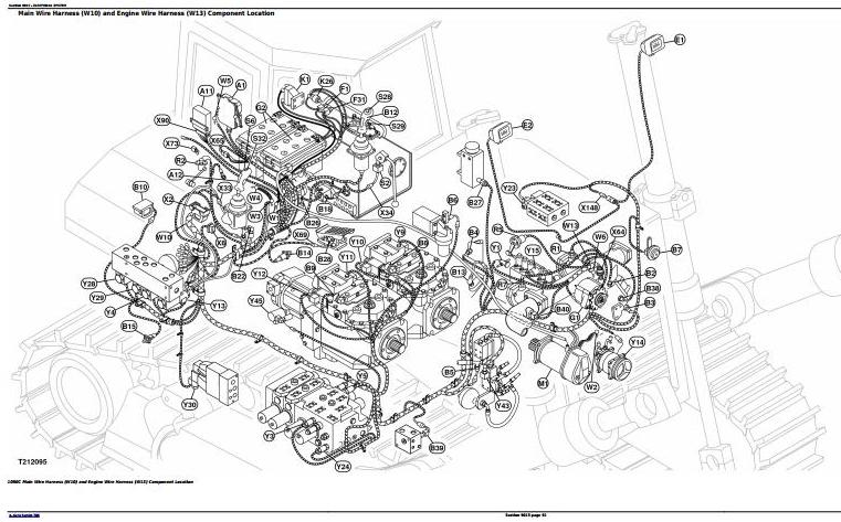 TM2300 - John Deere 1050C Crawler Dozer Diagnostic, Operation and Test Service Manual - 3