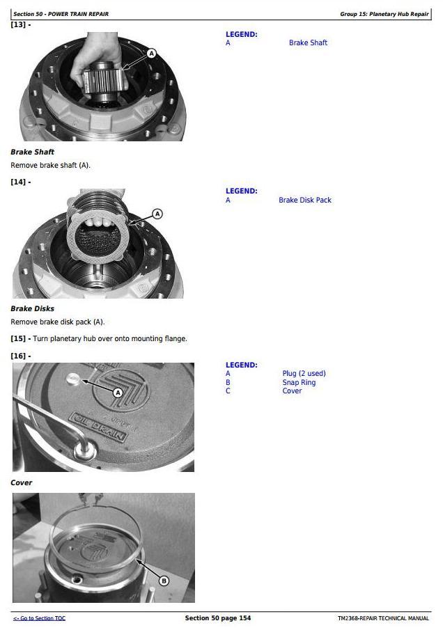 TM2368 - John Deere 4730 and 4830 Self-Propelled Sprayers Service Repair Technical Manual - 3