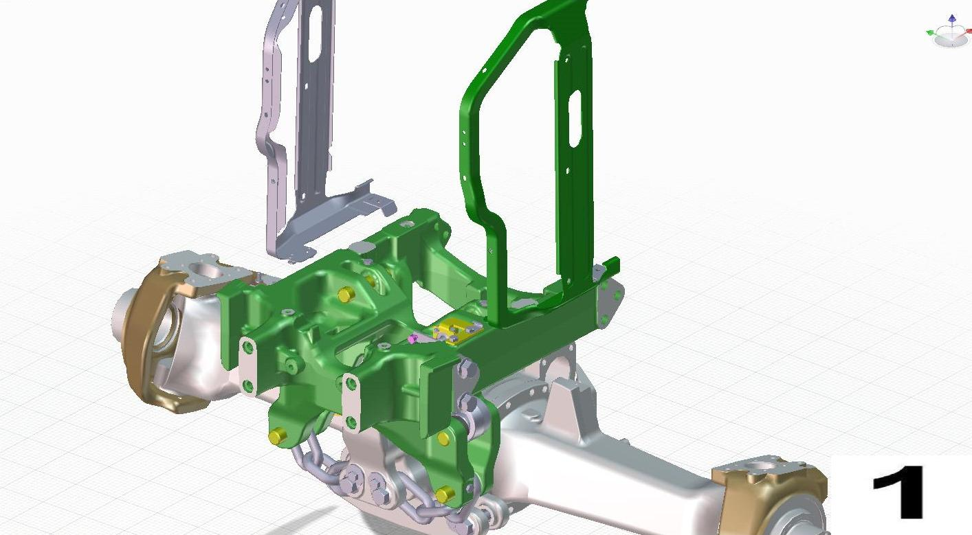 TM400619 - John Deere Tractors 6830, 6930 (European) Service Repair Technical Manual - 2