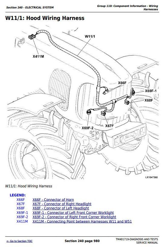 TM401719 - John Deere 5080R, 5090R, 5100R, 5080RN, 5090RN, 5100RN Tractor Diagnostic & Tests Service Manual - 3