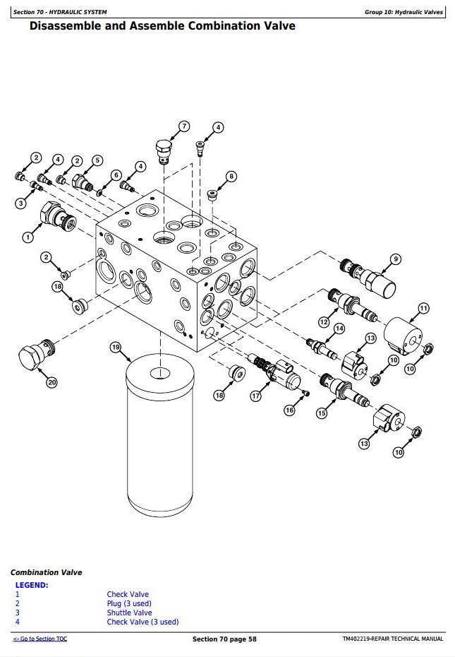 TM402219 - John Deere 5430i Demountable Self-Propelled Crop Sprayer Service Repair Technical Manual - 2