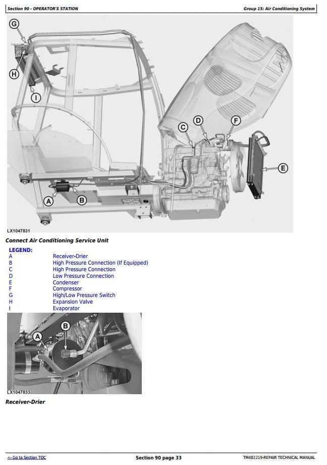 TM402219 - John Deere 5430i Demountable Self-Propelled Crop Sprayer Service Repair Technical Manual - 3