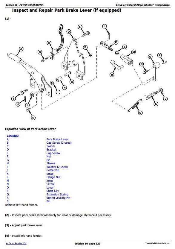 TM6032 - John Deere Tractors 5425, 5425HC, 5425N, 5625, 5625HC, 5725, 5725N Service Repair Technical Manual - 3