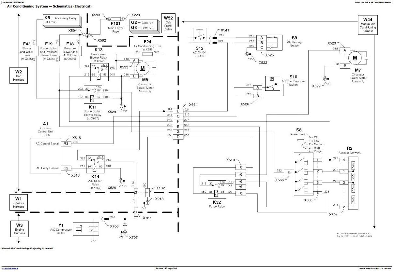 TM802419 - John Deere 4730 Self-Propelled Sprayes (PIN Prefix 1NW) Diagnostic & Tests Service Manual - 1