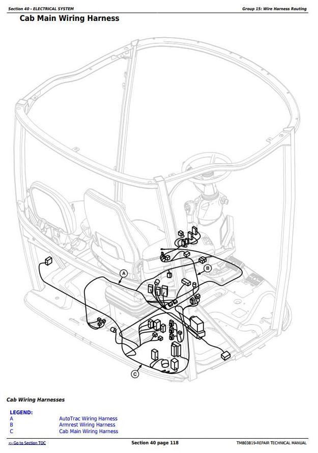 TM803819 - John Deere S540, S550, S660, S670, S680, S690 Combines Service Repair Technical Manual - 1