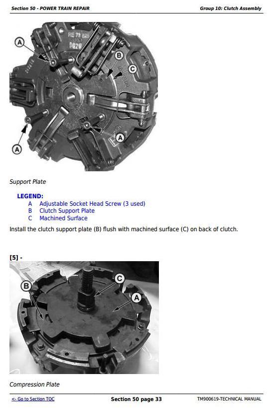 TM900619 - John Deere Tractors 5050E, 5055E, 5060E, 5065E, 5075E, 5210, 5310 All Inclusive Technical Manual - 2