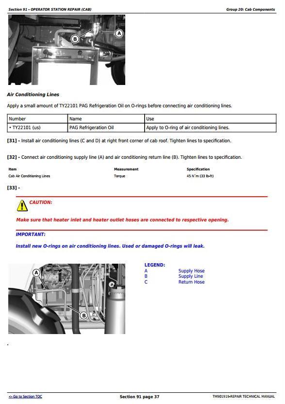 TM901919 - John Deere 5055E, 5060E, 5065E & 5075E (Asia, India) Tractors Service Repair Manual - 3
