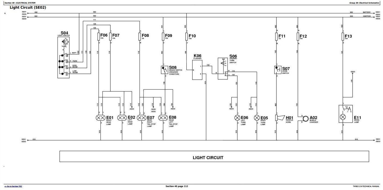 TM902119 - John Deere 3028EN, 3036E, 3036EN (1PY) Compact Utility Tractors All Inclusive Technical Manual - 2