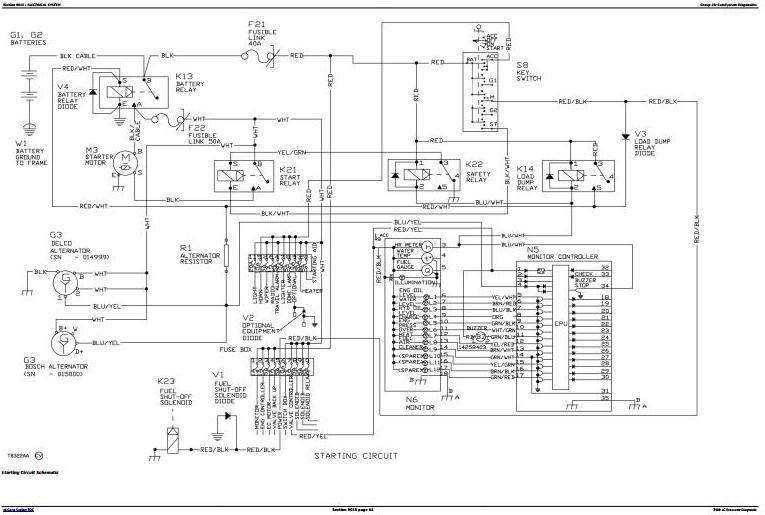 TM1506 - John Deere 790E LC Excavator Diagnostic, Operation and Test Service Manual - 1
